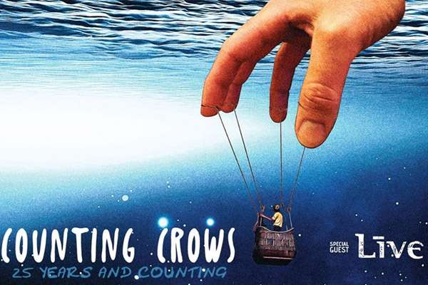 Counting Crows with special guest LIVE: 25 Years and Counting
