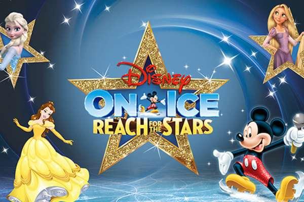 Disney on Ice! Reach for the Stars