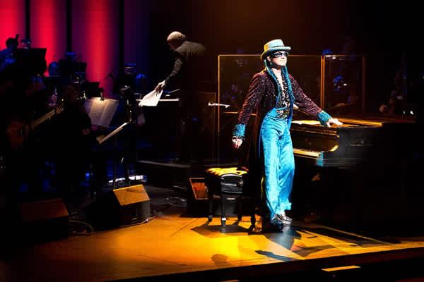 Remember When Rock Was Young: Elton John Tribute
