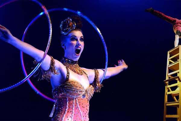 Bayou City Burlesque Circus Festival