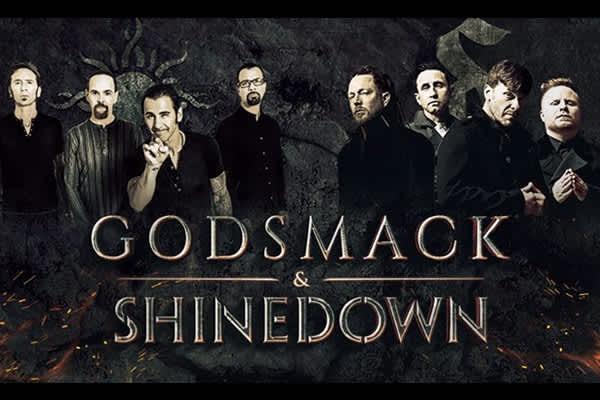 Godsmack & Shinedown