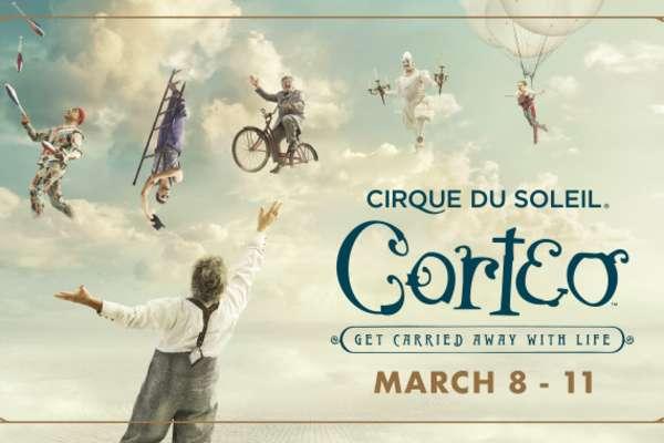 Corteo de Cirque du Soleil