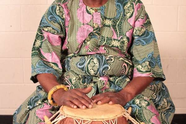 Gideon Alorwoyie Music and Dance Performance