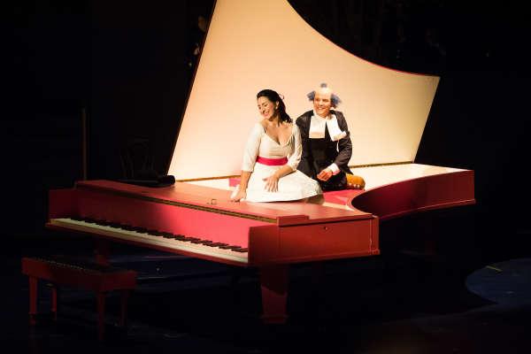Houston Grand Opera: The Barber Of Seville