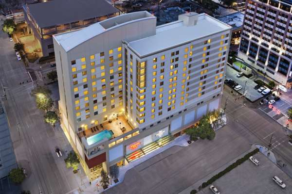 Park & Stay at the Homewood Suites Houston Downtown