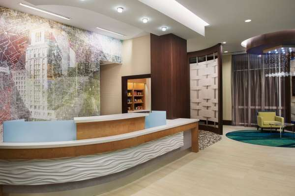 SpringHill Suites Downtown 20% Discount
