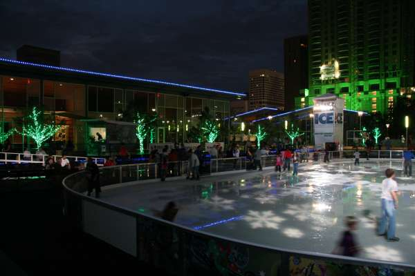 The ICE powered by Green Mountain Energy