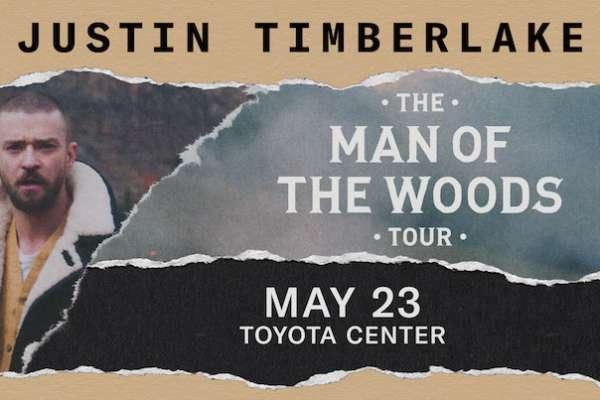 Justin Timberlake en Concierto