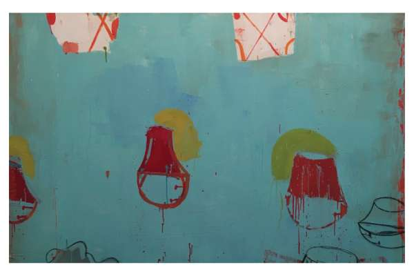 Gary Komarin: The Blue Palm of Desire