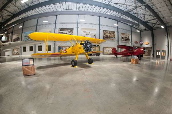 Lone Star Flight Museum Grand Opening