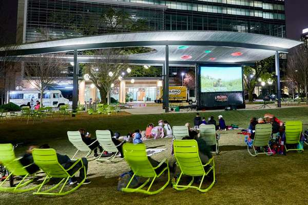 Levy Park Conservancy presents Paddington for Family Movie Night