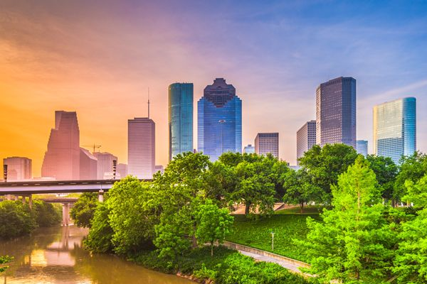 A Long Weekender at The Sam Houston