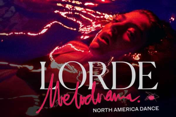 Lorde en Concierto