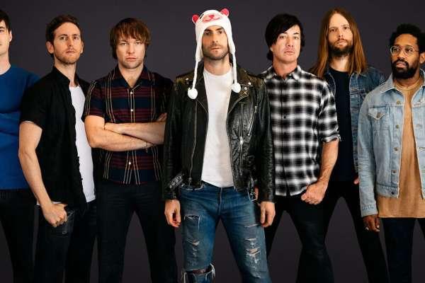 Maroon 5 - World Tour