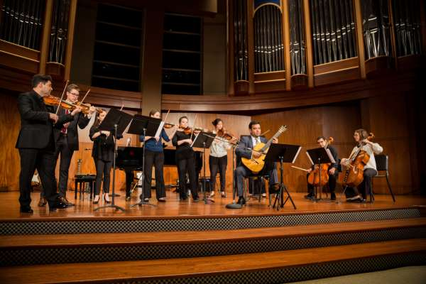 Vivaldi Music Academy Faculty Concert Benefiting KNOWAutism