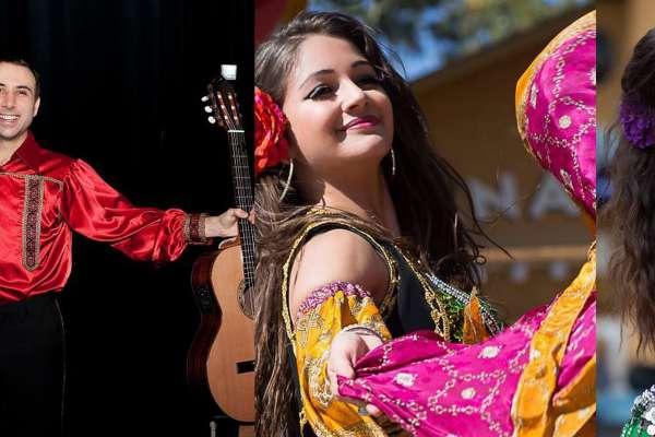 International Women's Day with Gypsy Flavor