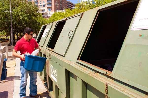Recycling Saturdays