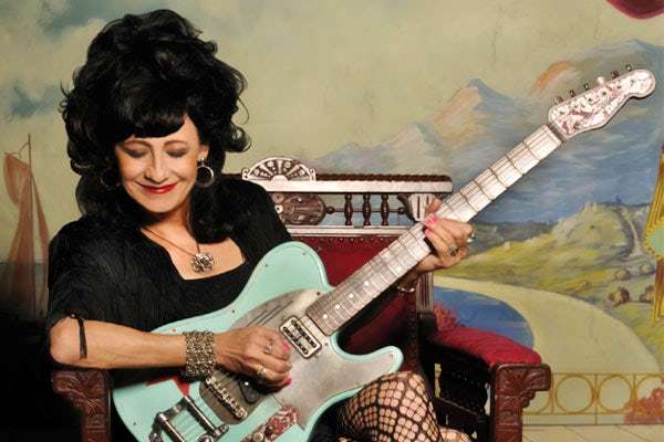 Thursday Concerts presented by UHD Rosie Flores with The Octanes