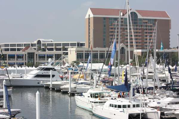 Southwest International Boat Show