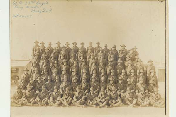 A View from the Trenches: The Oberwetter World War I Collection