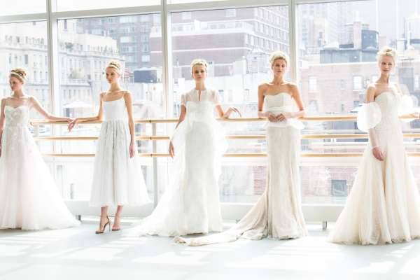 Designer Gracy Accad Bridal Trunk Show