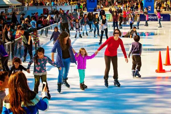 Skate with Storybook Stars