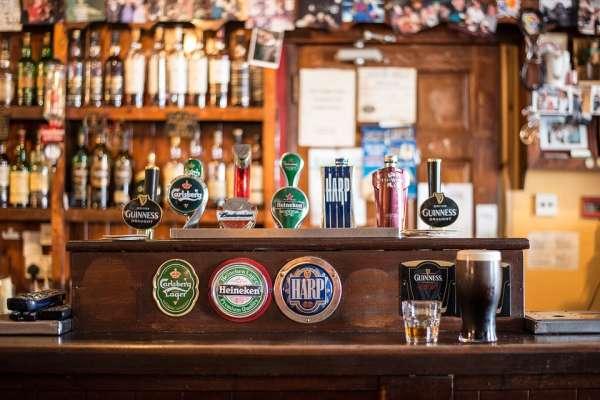 Saint Arnold Heights Pub Crawl