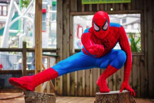 Día del Hombre Araña en el Museo de los Niños