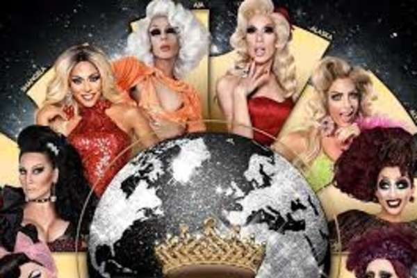 RuPaul's Drag Race Werq The World Tour