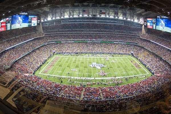 AdvoCare Texas Kickoff: LSU vs. BYU