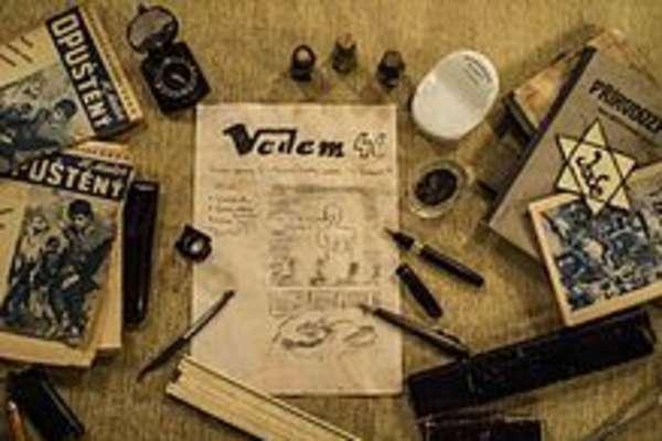 The Secret Magazine of the Terezin Ghetto