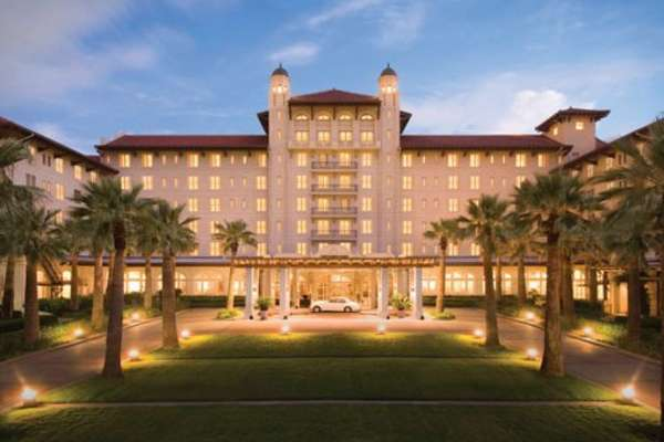 Hotel Galvez Ghost Tour Dinners