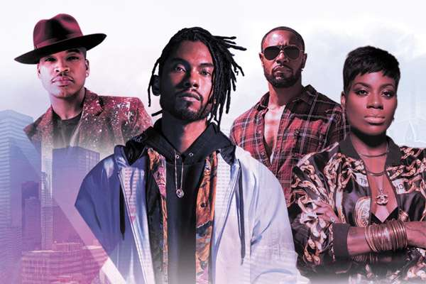 MAJIC 102.1 SUMMER BLOCK PARTY WITH MIGUEL, FANTASIA, NE-YO AND TANK
