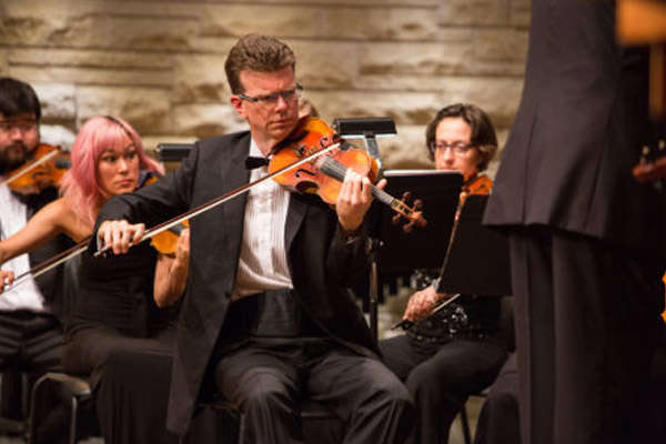 River Oaks Chamber Orchestra: Season 14 Opening Concert