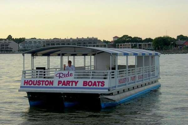 Houston Party Boats
