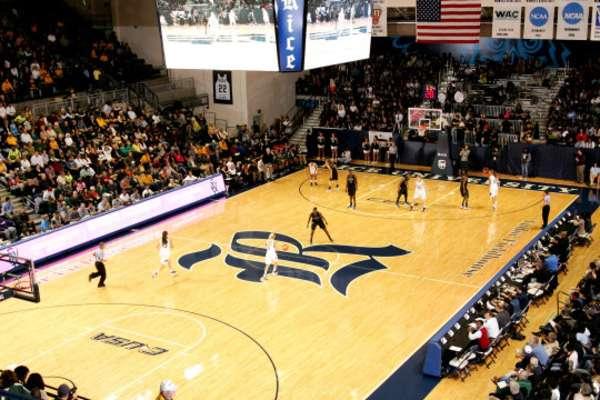 Rice Men's Basketball vs. WKU