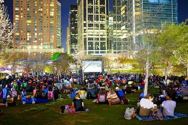 Bank of America Screen on the Green presented by Taqueria Arandas