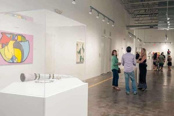 Sawyer Yards Fall Biannual Art Stroll
