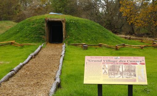Independence Creek: Lewis & Clark Historic Site | Atchison, KS 66002