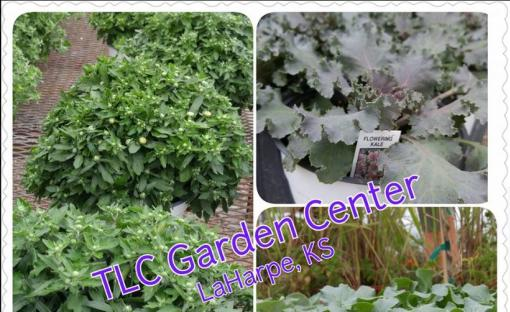 TLC Garden Center | La Harpe, KS 66751