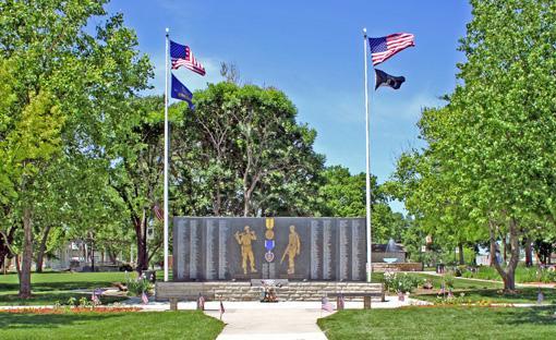Kansas Vietnam Veteran\'s Memorial | Junction City, KS 66441