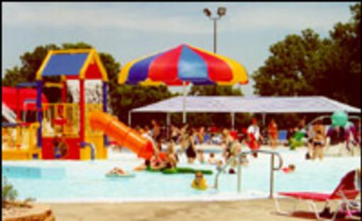 Salt City Splash Aquatic Center In Carey Park