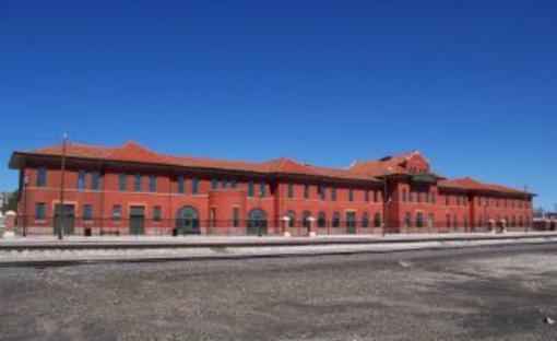 Historic Santa Fe Depot Harvey Hotel