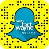 SnapChat Code Visit Fort Wayne