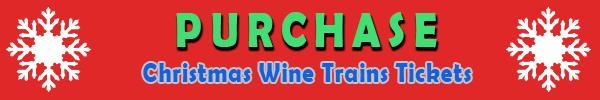 Buy Christmas Wine Train Tickets