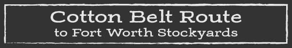Cotton Belt Route Ride