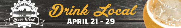 Harrisburg Beer Week Ad