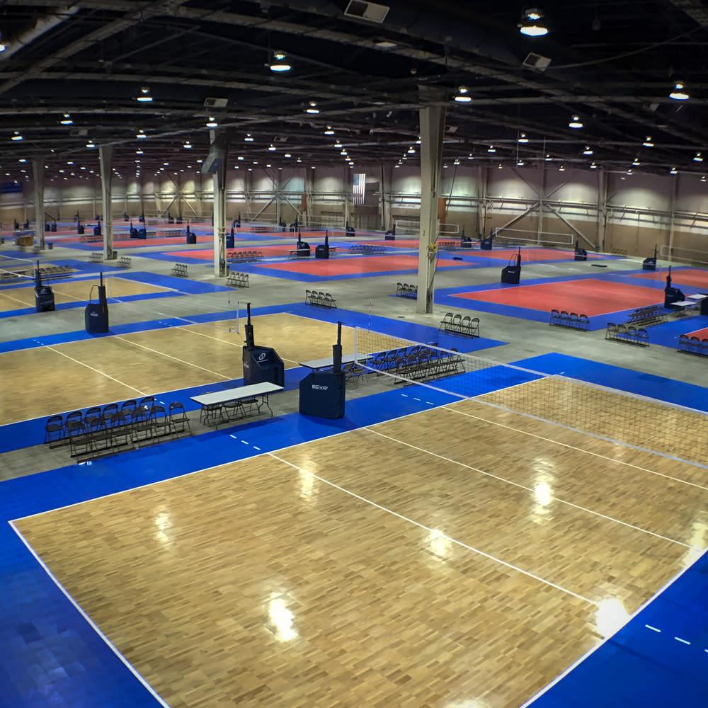 PA Farm Show Complex & Expo Center Sport Court