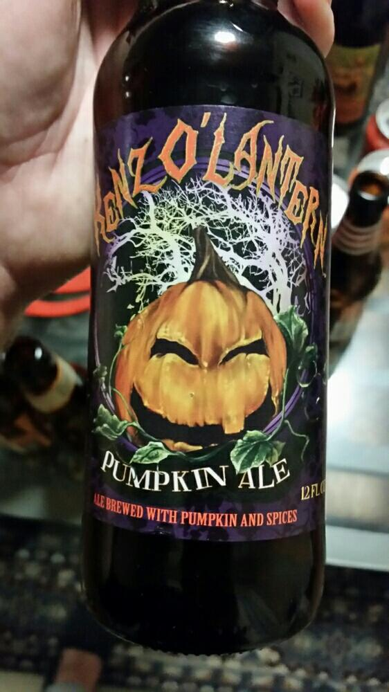 Philadelphia Brewing Company Kenz O'Lantern