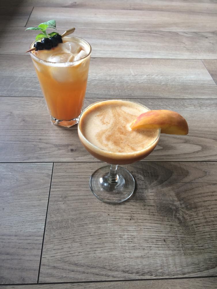 Peach Drinks